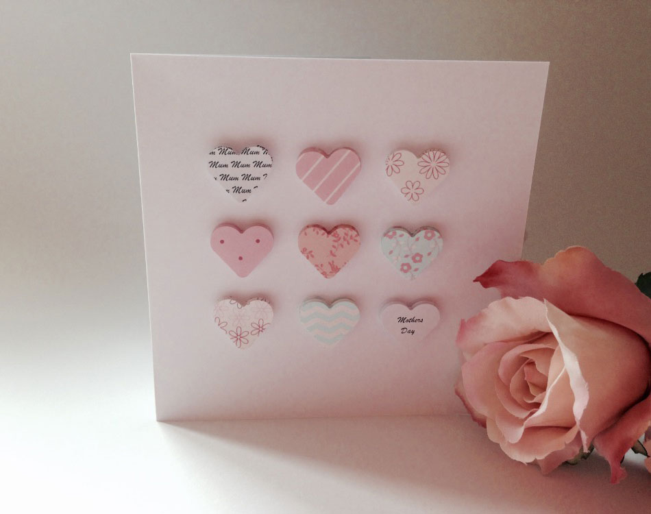 Handmade Cards Hand Punched Amp Personalised